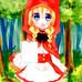 爱狼童话之小红帽