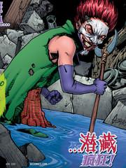蝙蝠侠-小丑之女
