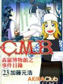 C.M.B.森罗博物馆之事件目录漫画